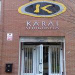 Karai Serigrafía - Ortuella - Fachada