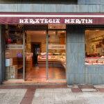 Carniceria Martin-Ortuella fachada