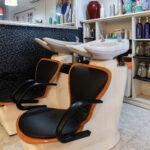 Peluquería Zelai - Ortuella - Zona lavado