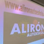 Alirón Autoeskola - Ortuella - Web