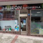 Alirón Autoeskola - Ortuella - Fachada