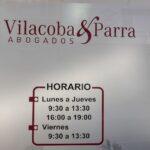 Vilacoba&Parra Asociados - Ortuella - Horario