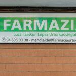 Farmacia Izaskun - Ortuella - Logo
