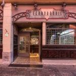 Cervecería Ferrobarril - Ortuella - Fachada