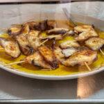 Cafetería Lumar - Ortuella - Pulpo