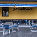 Oihamar - Ortuella - terraza